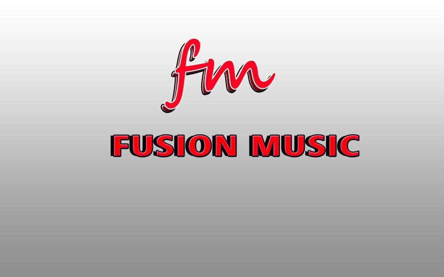 Конкурсная заявка №372 для Logo Design for Fusion Music Group
