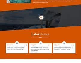 bluevisionary tarafından Design a Website Mockup için no 10