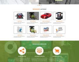 husainmill tarafından Design a Website Mockup için no 5