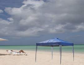 Nro 21 kilpailuun Design a Banner - Gazebo on the beach käyttäjältä Abhikkundu