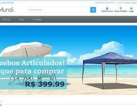 Nro 30 kilpailuun Design a Banner - Gazebo on the beach käyttäjältä ferdous90asef