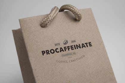 onkarpurba tarafından Design a Logo for a small coffee roasting business in New Zealand called Procaffeinate için no 74