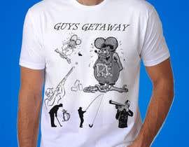 Nro 6 kilpailuun Design a T-Shirt käyttäjältä A7mdSalama