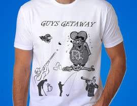Nro 7 kilpailuun Design a T-Shirt käyttäjältä A7mdSalama
