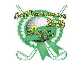 #16 untuk Update existing logo and use in Golf Tournament Logo oleh vesnarankovic63