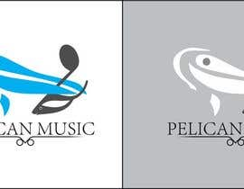 "#17 cho Design a Logo for ""Pelican Music"" bởi surabi123"