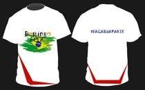 Graphic Design Kilpailutyö #14 kilpailuun Create shirt for Domingo Feliz
