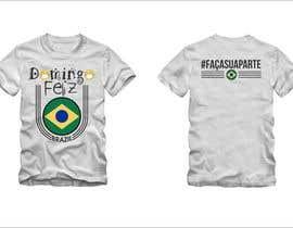 nº 11 pour Create shirt for Domingo Feliz par FredrikWei