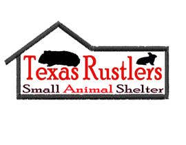 #51 for Design a Logo for Texas Rustlers Small Animal Rescue af hughanderson