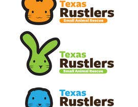 #4 for Design a Logo for Texas Rustlers Small Animal Rescue by doods999
