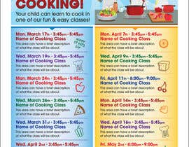#7 cho Design a Flyer for Cooking Classes bởi dkmcdermott