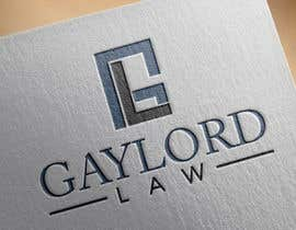 #78 for Gaylord Law logo design by graphiclip