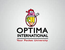 nº 10 pour Design a Logo for Optima International par prasadmadushanka