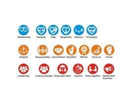 Nro 114 kilpailuun Design some Icons käyttäjältä anth0n