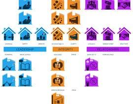 Nro 122 kilpailuun Design some Icons käyttäjältä media9941