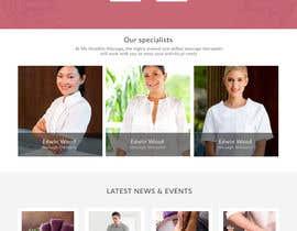Nro 16 kilpailuun Best Homepage Designer - 16th project. käyttäjältä EagleAli