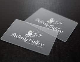 PixelAgency tarafından Design a Logo for Infinity Coffee için no 36