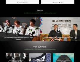 chandradip123 tarafından Design a website için no 11