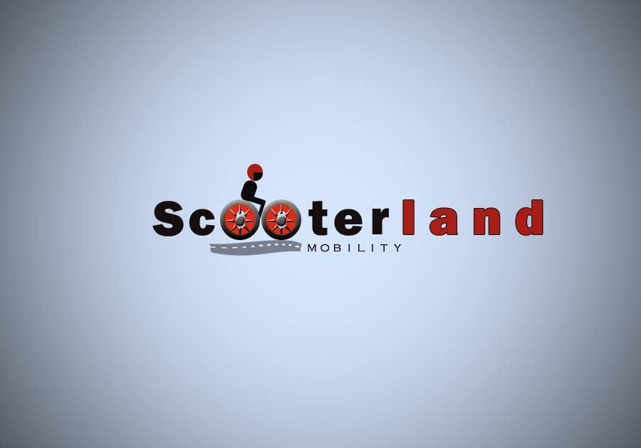 Konkurrenceindlæg #82 for Logo Design for Scooterland Mobility
