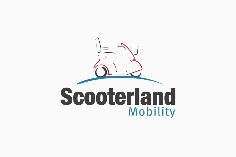 Konkurrenceindlæg #54 for Logo Design for Scooterland Mobility