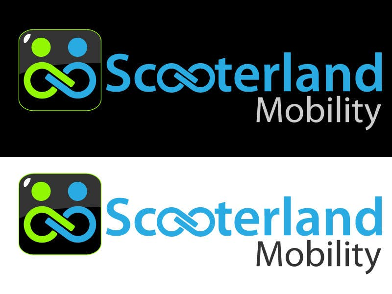 Konkurrenceindlæg #112 for Logo Design for Scooterland Mobility