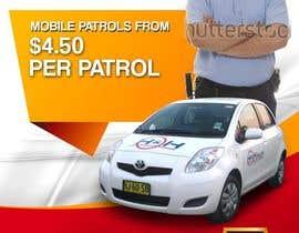 freelancejob2013 tarafından Design a Flyer for Mobile Patrol promotion için no 28