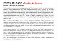 Contest Entry #9 for Costa Arthouse Writeup Competition