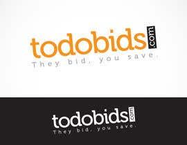 edventure tarafından Design a Logo for Todobids.com için no 4