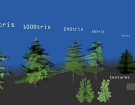 #24 for Vegetation asset modelling (low poly) for real time engine by harishgokul