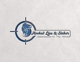 Nro 30 kilpailuun Design a Logo, Version 1,  fish and chips käyttäjältä andryod