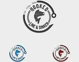 Nro 43 kilpailuun Design a Logo, Version 1,  fish and chips käyttäjältä andryod