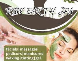 Nro 5 kilpailuun Raw Earth Skin Spa Poster käyttäjältä gonzalaswong