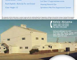#38 para Design a Flyer for an Industrial Depot por andradedan