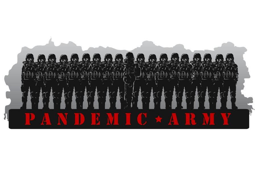 Konkurrenceindlæg #                                        32                                      for                                         Logo Design for Pandemic Army