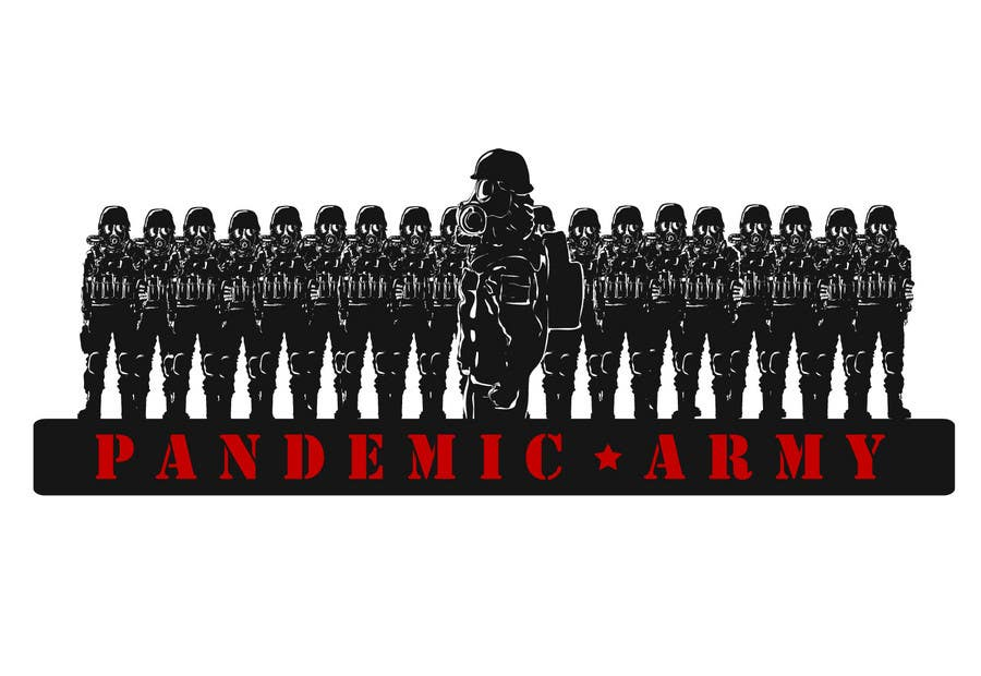 Konkurrenceindlæg #                                        29                                      for                                         Logo Design for Pandemic Army