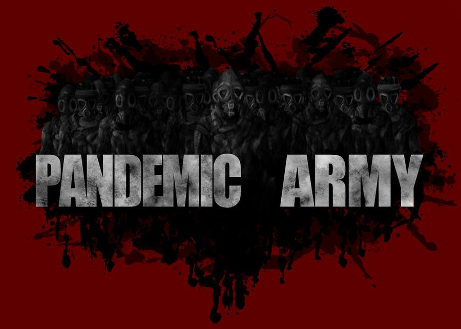 Contest Entry #49 for Logo Design for Pandemic Army