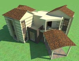 #11 cho 3D Elevation Design of a House Plan bởi ArqJM