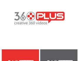 Nro 119 kilpailuun Design a logo / 360 Plus käyttäjältä tolomeiucarles