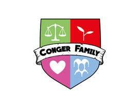 marcelorock tarafından Conger Irwin Family Crest için no 86