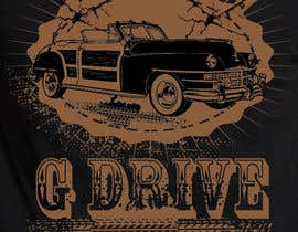 #2 for Gdrive T-Shirt design af AWAIS0