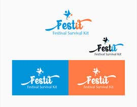 "#24 for Design a Logo for A ""Festival Survival Kit"" af erupt"