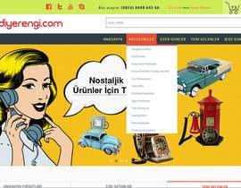 Nro 9 kilpailuun design a website header käyttäjältä kfernandojosei