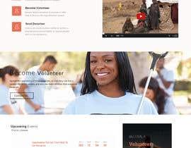 Nro 4 kilpailuun Design a Website Mockup käyttäjältä gurutech54