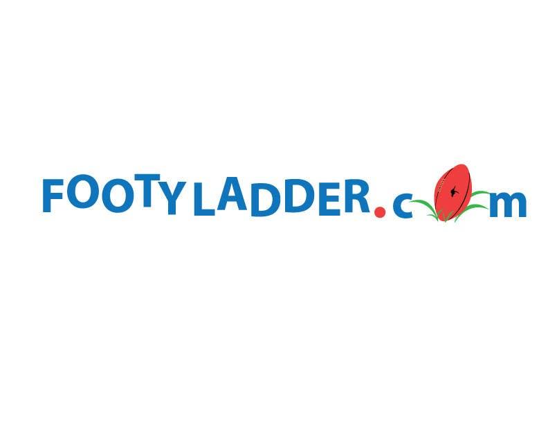 Конкурсная заявка №28 для Logo design for sports website footyladder.com