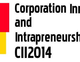 nº 60 pour CII2014 Corp Innovation and Intrapreneurship Design par AndreyR55