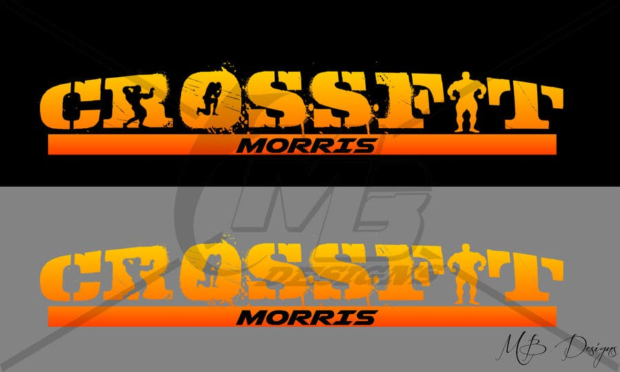 #37 for Need a Logo for CrossFit Morris by bernarddesign