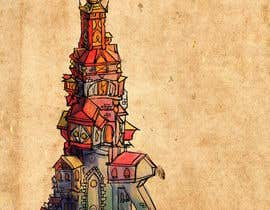 #7 for Fantasy buildings for a new online game af GhitaB