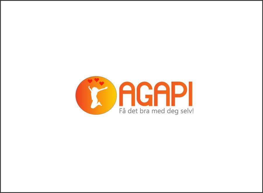 Inscrição nº 37 do Concurso para Design a Logo for Agapi.no
