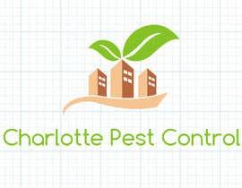 Nro 4 kilpailuun Charlotte Pest Control Logo for Bulwark Exterminating käyttäjältä manishpansare123
