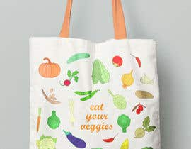 #26 for Canvas bag design by marinagligoric